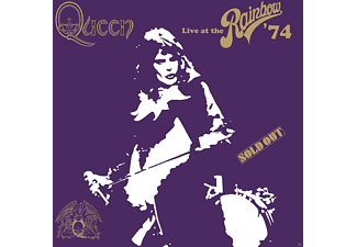 Queen Live At The Rainbow CD