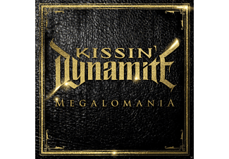 Kissin' Dynamite - Megalomania (Ltd.Digipak) - (CD)