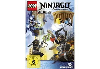 lego ninjago staffel 3 1 folgen 27 30 auf dvd. Black Bedroom Furniture Sets. Home Design Ideas