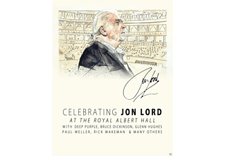 VARIOUS - Celebrating Jon Lord [Blu-ray]