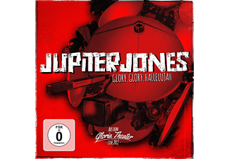 Jupiter Jones - Glory.Glory.Hallelujah (Live) - (CD)