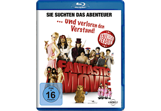 Fantastic Movie - Extended Version - (Blu-ray)