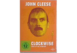 Clockwise - Recht so Mr. Stimpson [DVD]
