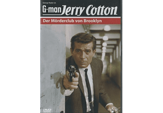 Jerry Cotton - Der Mörderclub von Brooklyn [DVD]