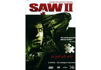 Saw II (Limited Collector's Edition) [DVD]