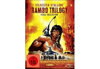 Rambo Trilogy - Steel Collection [DVD]