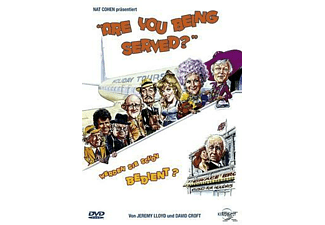 Are You Being Served? [DVD]