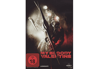 My Bloody Valentine (3D) - (DVD)