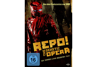 Repo! The Genetic Opera [DVD]