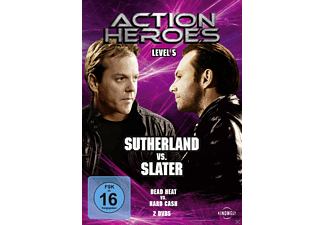 Action Heroes - Level 5: Sutherland vs. Slater [DVD]