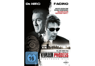 Righteous Kill - Kurzer Prozess [DVD]