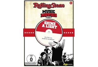 Shine a Light / Rolling Stone Music Movies Collection - (DVD)