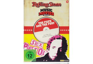 The Filth and the Fury - Rolling Stone Music Movies Collection 6 - (DVD)