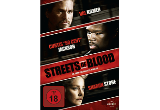 Streets of Blood - (DVD)