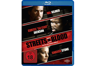 Streets of Blood Action Blu-ray