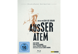 Außer Atem / StudioCanal Collection [Blu-ray]