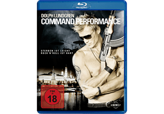 Command Performance - (Blu-ray)