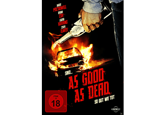 As Good as Dead [DVD]