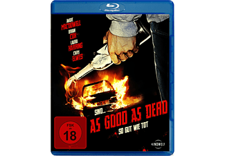 As Good as Dead - (Blu-ray)