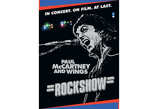 Paul & Wings Mccartney - Rockshow - In Concert.On Film.At Last [DVD]