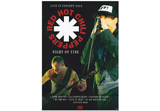 Red Hot Chili Peppers Right On Time : red hot chili peppers right on time dvd kopen mediamarkt ~ Russianpoet.info Haus und Dekorationen