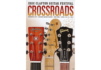 Various - Crossroads Guitar Festival 2013 [DVD + Video Album]