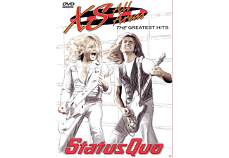 Status Quo - XS ALL AREAS - (DVD)