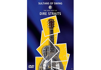 Dire Straits - Sultans Of Swing - Best Of [DVD]