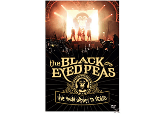 The Black Eyed Peas - Live From Sydney To Vegas - (DVD)