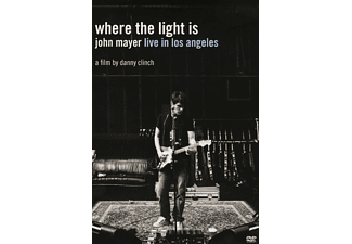 John Mayer - Where The Light Is - John Mayer Live In Los Angeles - (DVD)