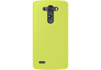 PU-106224 Back Case Ultra Slim 0.3 Backcover LG G3 Polycarbonat Lime Grün