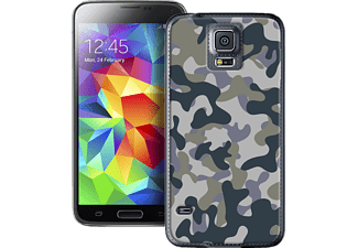 PURO PU-110733, Backcover, Galaxy S5 mini, Army