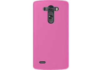 PU-105937 Back Case Ultra Slim 0.3 Backcover LG G3 Polycarbonat Pink