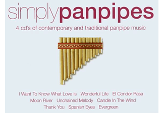 Various - Simply Pan Pipes [CD]