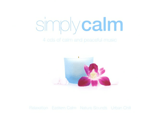 Various - Simply Calm [CD]