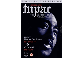 2Pac - The Complete Live Performances (DVD)
