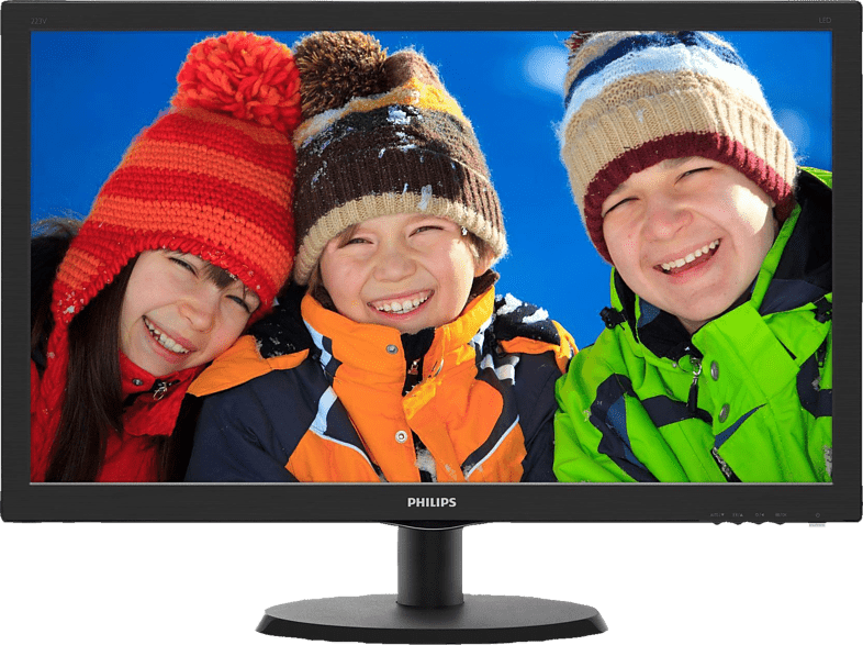 PHILIPS 223V5LSB2 - 22 Full HD Monitor web offers laptop  tablet  computing  οθόνες computing   tablets   offline οθόνε