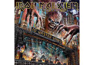 Iron Maidnem Tribute Band - Iron Maidnem - 10 Wasted Years (CD)