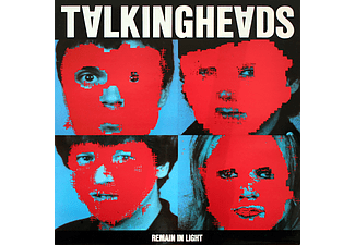 Talking Heads - Remain In Light (CD)