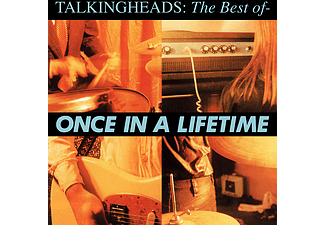 Talking Heads - The Best of Talking Heads - Once in a Lifetime (CD)