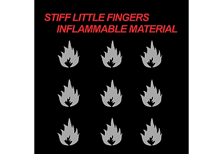 Stiff Little Fingers - Inflamable Material (CD)