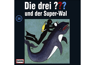 SONY MUSIC ENTERTAINMENT (GER) Die drei ??? 36: ...und der Super-Wal