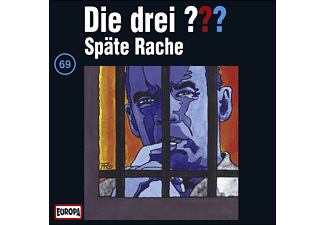 SONY MUSIC ENTERTAINMENT (GER) Die drei ??? 69: Späte Rache