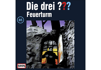SONY MUSIC ENTERTAINMENT (GER) Die drei ??? 85: Feuerturm