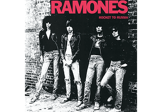Ramones - Rocket To Russia - Expanded & Remastered (CD)