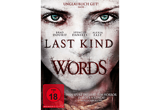 Last Kind Words [DVD]