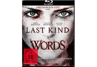 Last Kind Words [Blu-ray]