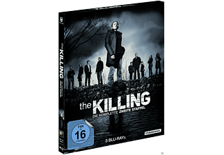 The Killing - Staffel 2 [Blu-ray]