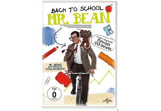 Back to School Mr. Bean - (DVD)