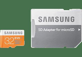 32GB Samsung microSD Karte
